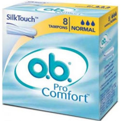 Tampony ob procomfort normal x 8 szt