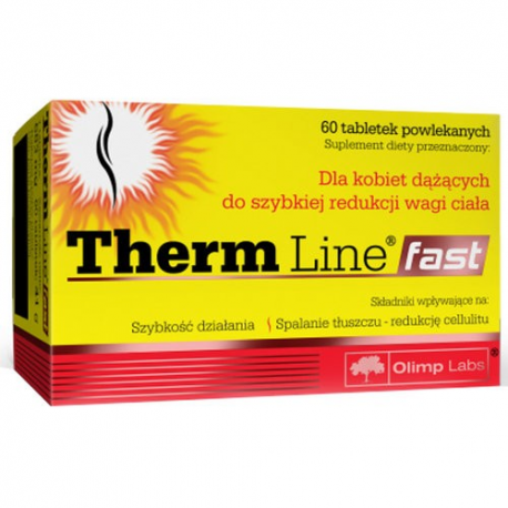 Olimp Therm Line Fast - 60 tabletek