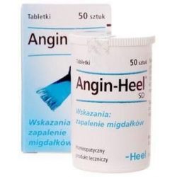 ANGIN-HEEL SD - 50 tabletek