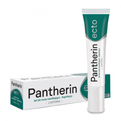 Pantherin żel do nosa nawilżający - 15ml