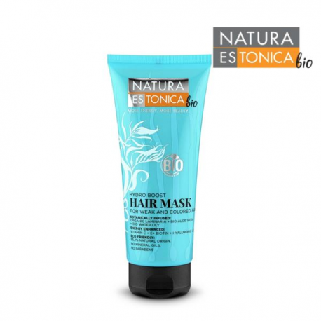 NATURA ESTONICA - maska do wlosow farbowanych 200ml NE24