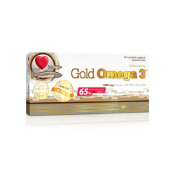OLIMP GOLD OMEGA 3 1000 mg - 60 kaps