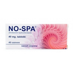 No-spa 40 mg x 40 tabl