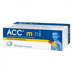 ACC MINI 100 mg - 20 tabletek